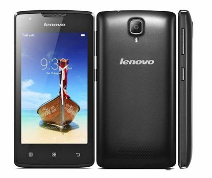 Picture of Lenovo A1000 Dual SIM - 8GB, 3G, Wifi, Black
